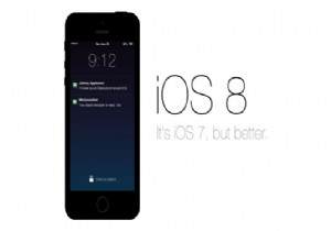��te iOS 8'in rahatl�klar�